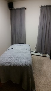 New Therapy Room w/out lights